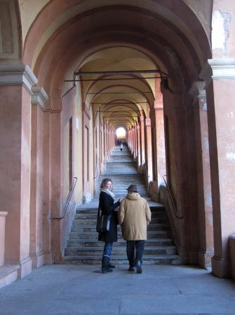 San Luca Portico