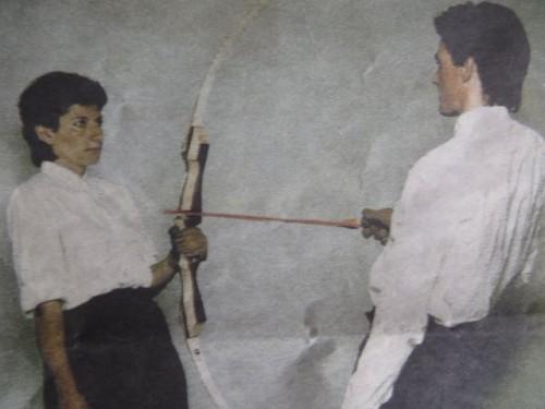 Abramovic en Ulay