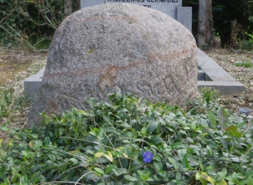 Het graf van Moesman