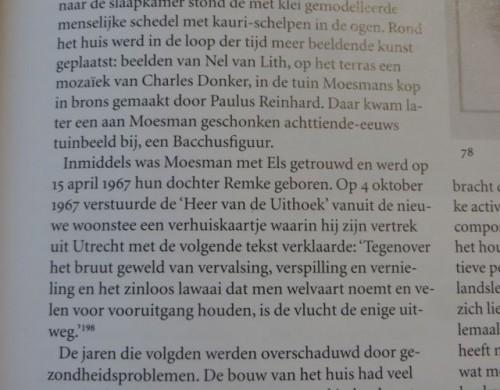 Moesman en Utrecht