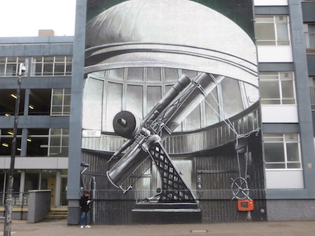Glasgow streetart 1