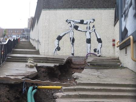 Glasgow streetart 2