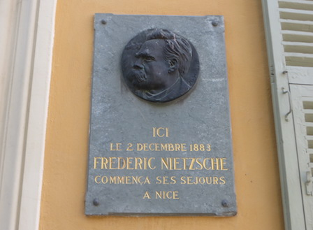 Rue Segurane, Nice