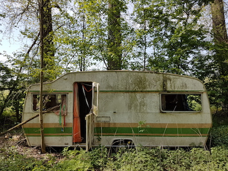Voormalige camping 1