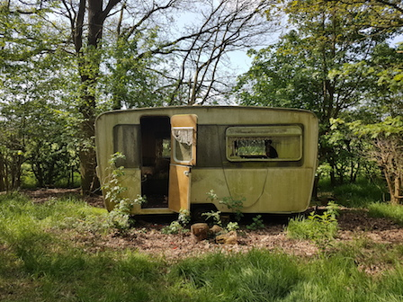 Voormalige camping 4