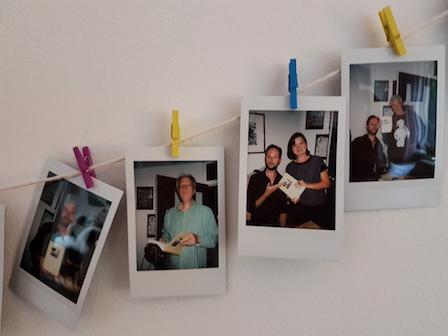 Boekpresentatie Polaroid van de dag 2