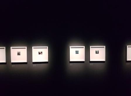 Polaroid foto's Tarkovskij