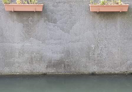 Muur in Gorinchem 2